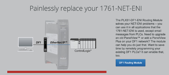 Need a 1761-NET-ENI Replacement or Ethernet IP Upgrade?